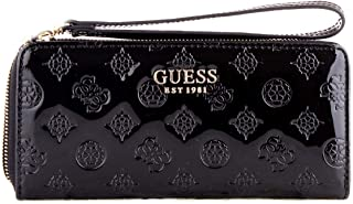 Luxury Fashion | Guess Womens SWSG7399460BLACK Black Wallet | Fall Winter 19