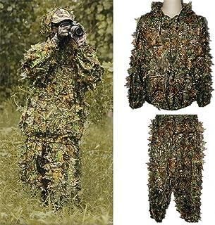 54b8e9357e18 WINNER Abbigliamento Mimetico, Abbigliamento da Caccia Tuta Mimetica  Mimetica Tuta Leggera Mimetica 3D Mimetica Camo