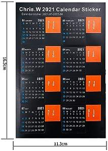 Uh Calendar 2022.Explore Calendar Tabs For Planners Amazon Com