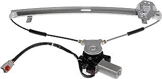 Dorman 748-130 Front Passenger Side Power Window Regulator and Motor Assembly for Select Honda Models