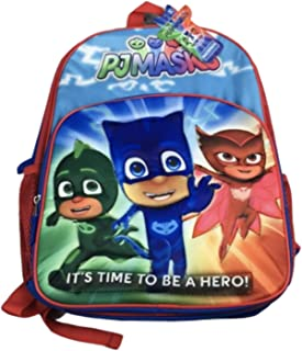 Disney Junior PJ Masks Owlette, Gekko and Catboy Its Time To Be A Hero! 14 Ba...