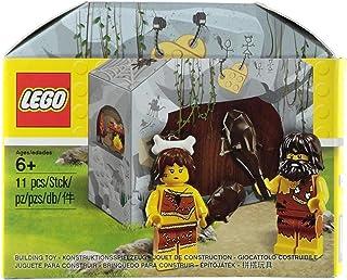 LEGO ICONIC CAVE Promo Set 5004936 - Includes Caveman + Cavewoman Minifigures