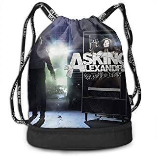 asking alexandria backpack