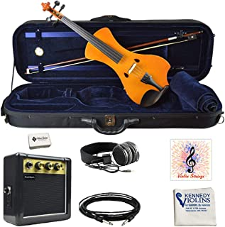 Bunnel NEXT Clearance Electric Violin (Marigold) BN400