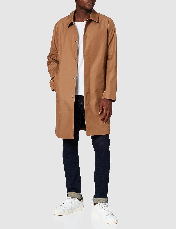 find. Men's Smart Long Length Mac Coat