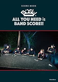 BiSH / ALL YOU NEED is BAND SCORE!! (スコア・ブック)