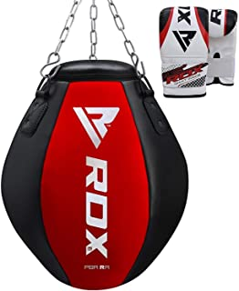 RDX Heavy Boxing Uppercut Wrecking Ball Maize Punch Bag Filled MMA Punching Training Sparring