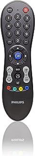 Philips SRP3011/10 Télécommande Universelle TV, Compatible Toutes Marques, avec Larges..