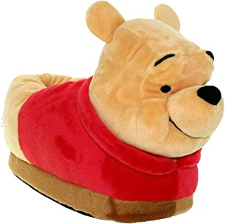 Image of Cute Winnie the Pooh Slippers for Boys