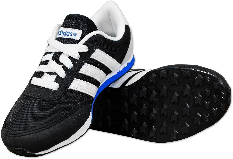 Adidas neo Label V Racer Nylon Chaussures pour enfants garçon ...