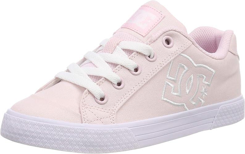 DC chaussures Chelsea TX, Baskets Basses Femme