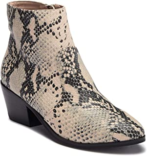 Steve Madden Womens Creek Suede Closed Toe Ankle Fashion Boots