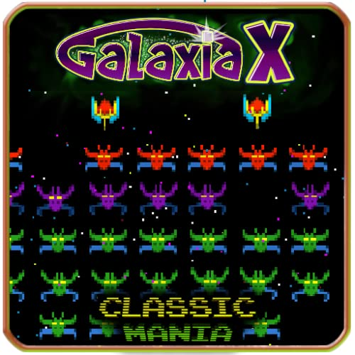 Classic Galaxia X Arcade