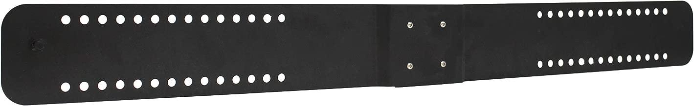 HumanCentric Wall Mount Compatible with Sonos PLAYBAR | Soundbar Speaker Mount kit Bracket to Mount PLAYBAR Below or Above a TV