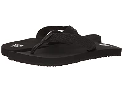 Reef Smoothy (Black) Men