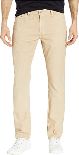 Graduate Tailored Leg Linen Pants in Sulfur Fresh Sand