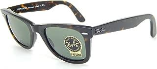 Ray Ban RB2140 902 Wayfarer Tortoise/G-15 XLT 50mm Sunglasses