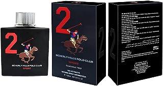 Beverly Hills Polo Club Eau De Toilette Sport 2 for Men, 100ml