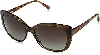 Vera Wang V452 Women's V452LM55 Square Sunglasses