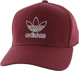 adidas Originals Men's Dart Precurve Snapback Cap
