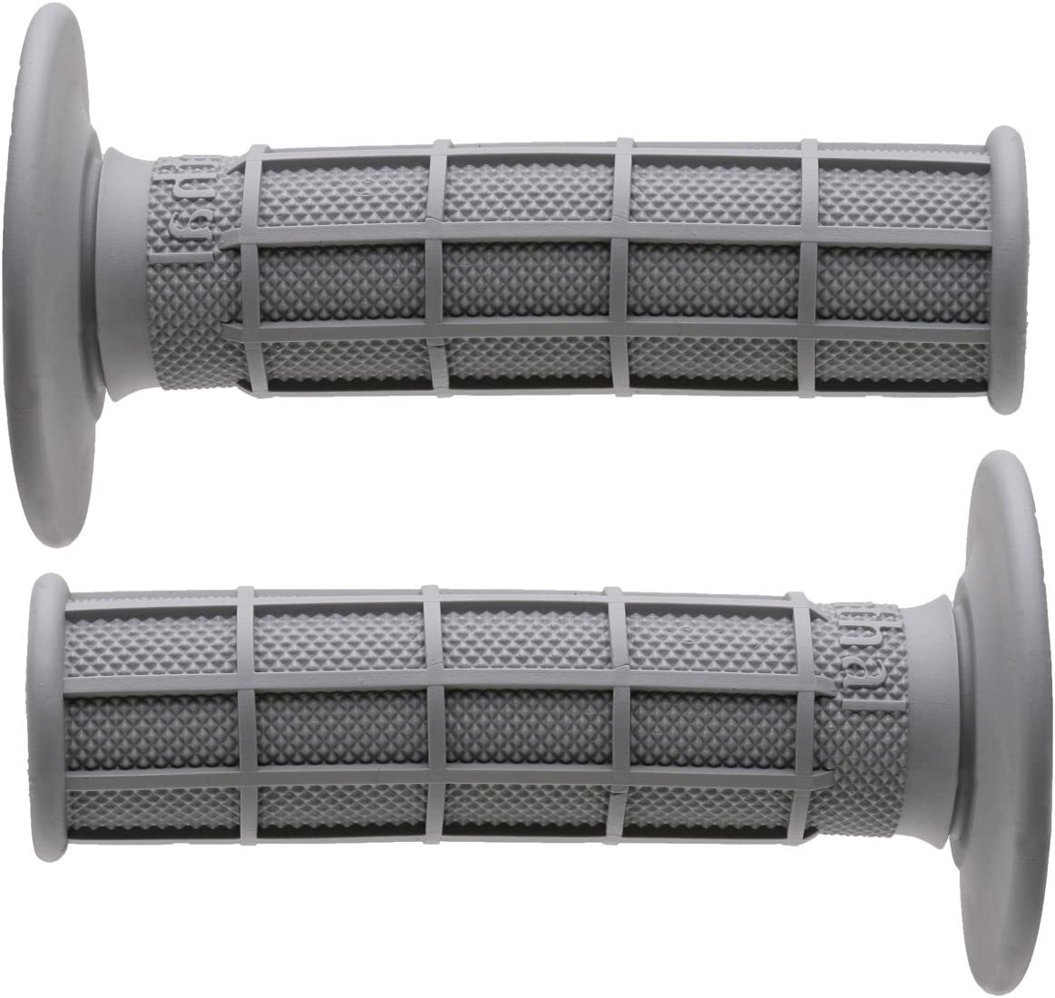 Renthal G092 Gray San Antonio Mall Full Waffle Motocross OFFicial site Soft Grip Compound