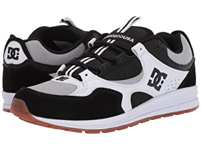 DC Kalis Lite (Black/Grey/White) Men