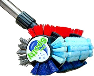 The Spotty™ ~ Carpet & Tile Cleaning Brush - Stain and Dirt Remover for Carpet & Area Rug - Heavy-Duty Scrubber