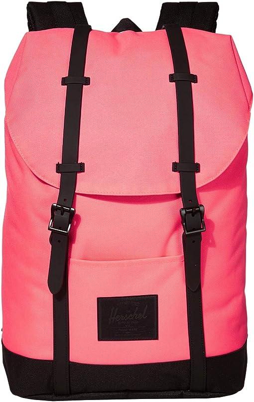 Neon Pink/Black