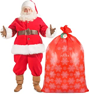Large Christmas Gift Bags 56Inch - Ankis Extra Large Christmas Gift Bags Big Christmas bags for Gift Jumbo Christmas Gift ...