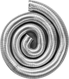 neverest Semiflex 150mm 3m Lüftungsschlauch Alu Flex Rohr