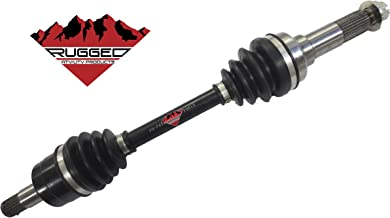 ARCTIC CAT 700: 2015 4X4 MUD PRO LIMITED, 2016-2017 ARCTIC CAT 1000: 2015-2017 Front Left/Right RUGGED Axle