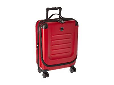 Victorinox Spectra Expandable Global Carry-On (Red) Carry on Luggage