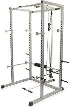 rugged fitness power rack