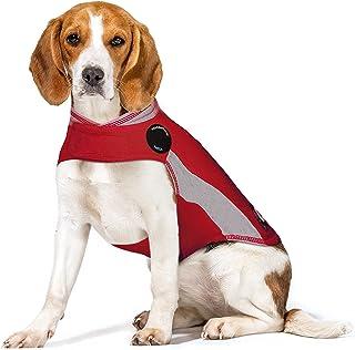 (XX-Large) - Thundershirt Dog Jacket for Anxiety, Green