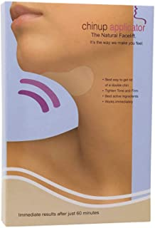 Ultimate Chin up Applicator, Face Wrap. It Works for Double Chin Reduction, Chin &..