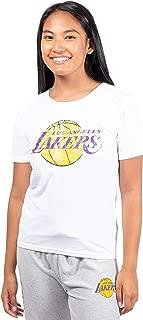 Ultra Game Women's NBA Soft Vintage Jersey Tee Shirt