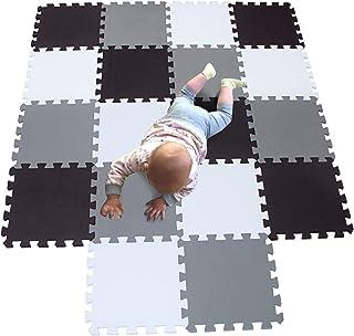 MQIAOHAM juego de enclavamiento juego de bebé tapetes para