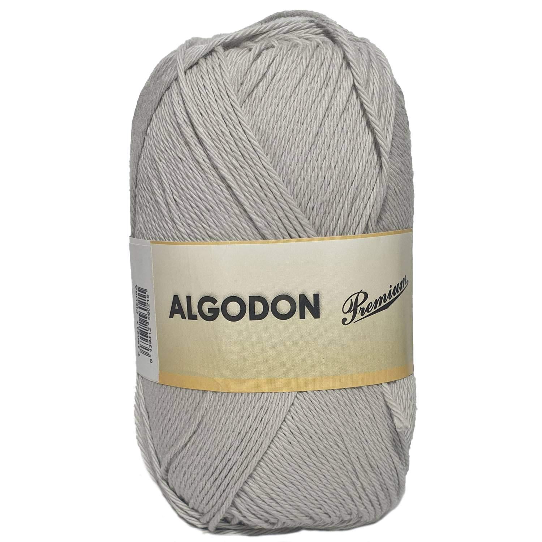Hilo Acrílico Ovillo de Lana Algodón Premium perfecto para DIY y tejer a mano (Color Piedra 100 g, aprox. 220 metros): Amazon.es: Hogar
