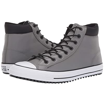 Converse Chuck Taylor All Star Padded Collar Boot Hi (Mason/Black/White) Lace up casual Shoes