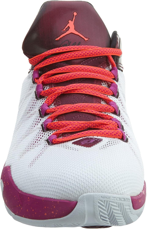 Jordan Nike Men\'s CP3.VIII AE Basketball Shoe Weiß