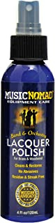 MusicNomad Lacquer Polish for Brass & Woodwind Instruments (MN700)