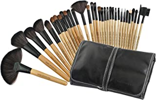 Make up for you Professional Makeup Brush 32 Pieces Set - Brown