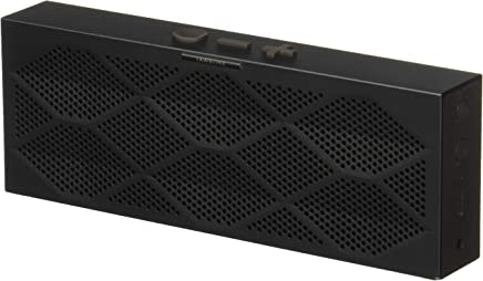 Jawbone J2013-13-US - Altavoces portátiles (2.0, Wired & Wireless, Bluetooth/3.5 mm, Bluetooth, Soundbar, Black) (Renewed)