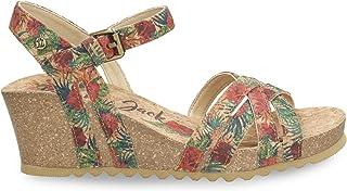 Palas esKrack Para Mujer Zapatos Sandalias Y Amazon fgbvY76y