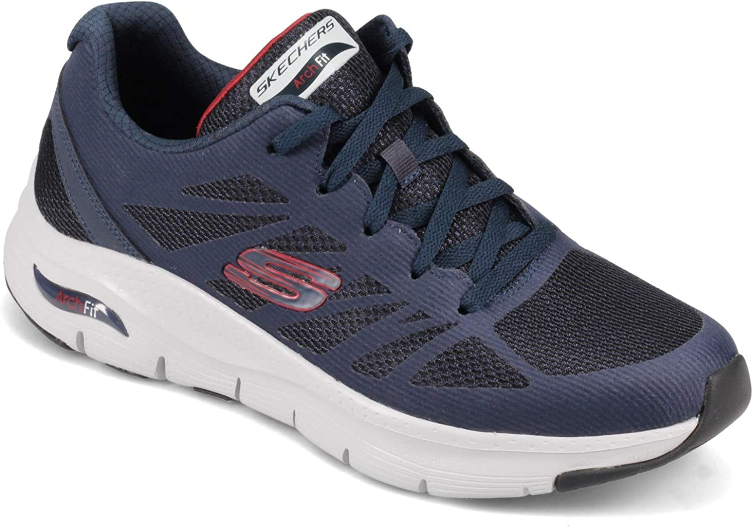 Skechers Men's 2020新作 Arch Fit 送料無料(一部地域を除く) Shoes Back Charge