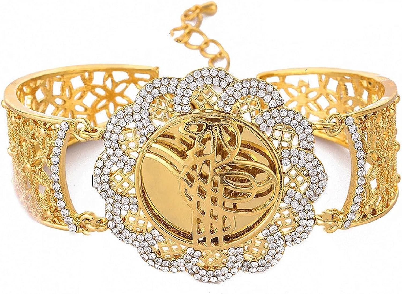 Muslim Islam Wedding Gift Middle East Jewelry Bracelets Arab All