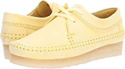 Pale Yellow Suede