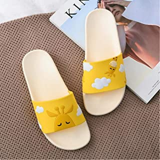 Summer Slippers Cartoon Slippers Home