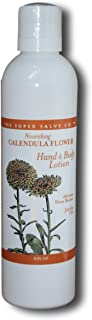 SUPER SALVE Calendula Lotion, 8 OZ