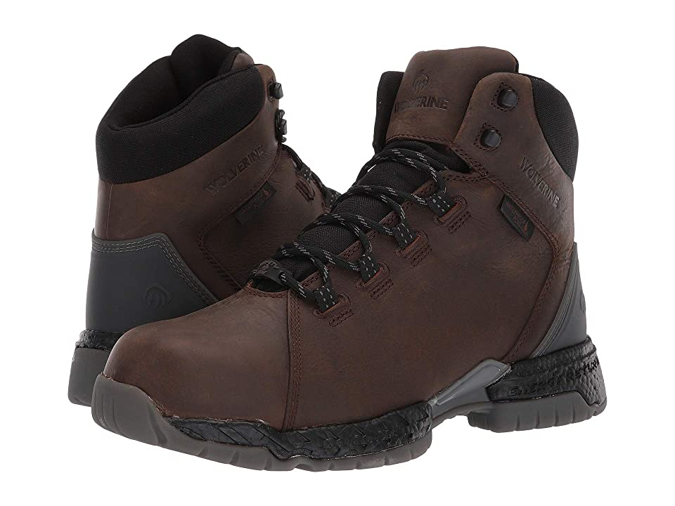 Wolverine I-90 Rush 6 CarbonMAX Boot (Dark Coffee) Men